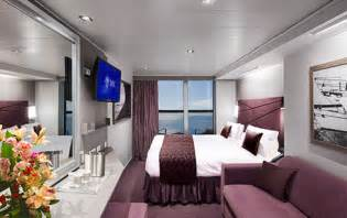 Deck Furniture Layout by Cruise Suites And Staterooms Msc Seaside Msc Cruises