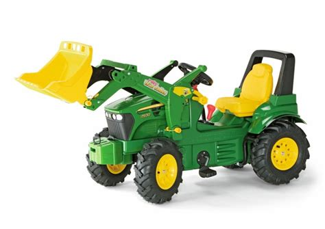 Rolly Toys John Deere 7930 Tractor With Loader Pneumatic