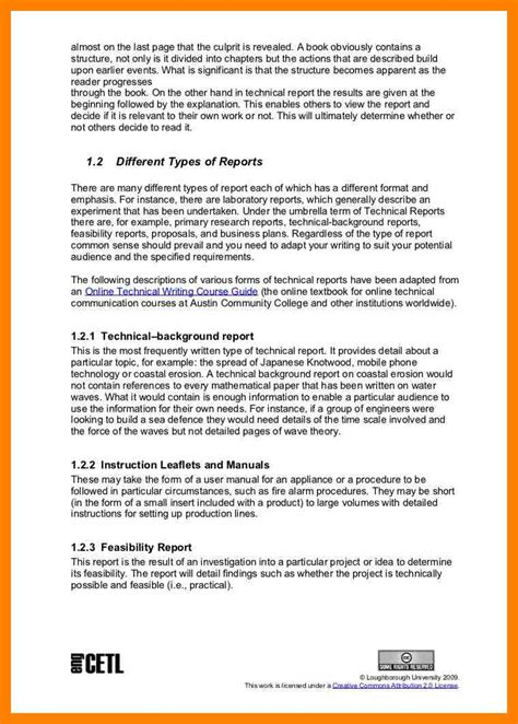 Resume Report Writer by 10 Exle Of Technical Report Writing Emt Resume