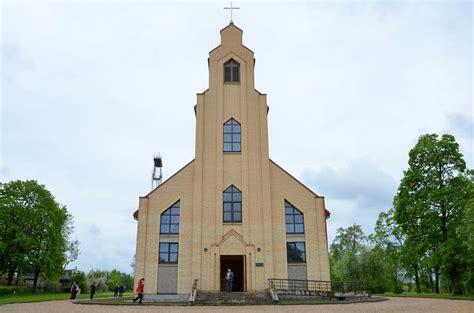 Krustpils Roman Catholic Church of the Holy Trinity - Jekabpils residence