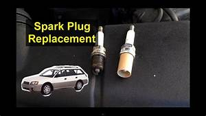 How To Replace The Spark Plugs  Tune Up  In Your Subaru With A 2 5l - Votd
