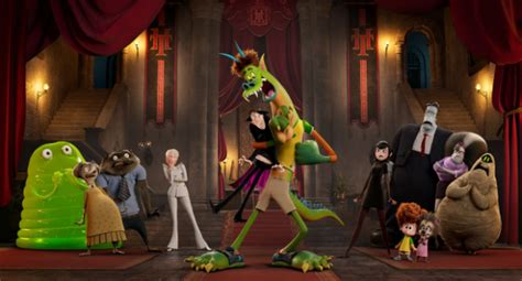 Hotel Transylvania: Transformania trailer introduces new ...