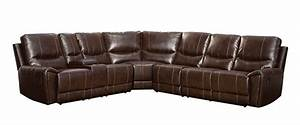 Information on the best leather reclining sofas in 2017 for Leather sectional recliner sofa with cup holders