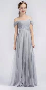 gray wedding dresses top ten wedding colors for summer bridesmaid dresses 2016 tulle chantilly wedding