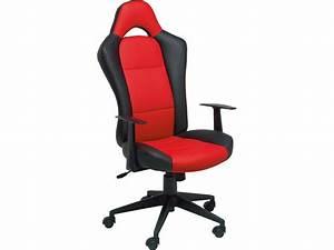 Conforama Chaise Bureau : chaise gamer conforama le coin gamer ~ Teatrodelosmanantiales.com Idées de Décoration