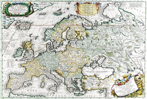 antique maps   worldmap  europevincenzo coronellic
