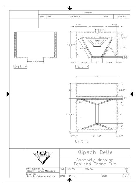 25+ Klipsch La Scala Plans Pics - FreePix