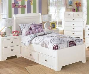 20, Beauty, White, Bedroom, Furniture, For, Girls