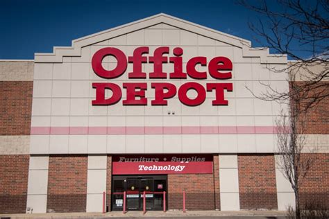 Office Depot Inc by Office Depot New Opportunities Due To Changes In Business