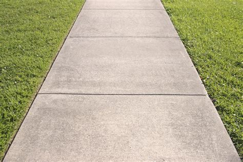 pictures of sidewalks concrete sidewalks and walkways a1 concrete leveling