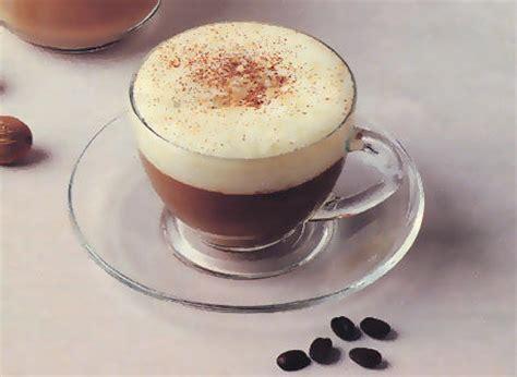 cuisiner du chou café cappuccino italien recette plaisirs laitiers