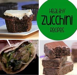 Healthy Zucchini Recipes