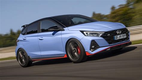 2020 Hyundai i20N: Specs, Features, Performance