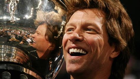 Saskatchewan Takes Bon Jovi Offer The Globe Mail