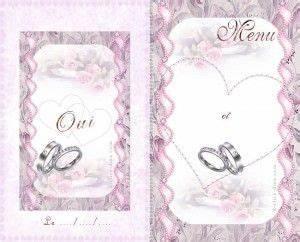 Modele De Menu A Imprimer Gratuit : carte menu mariage a imprimer gratuite carterie cartes gratuites projets essayer sketches ~ Melissatoandfro.com Idées de Décoration