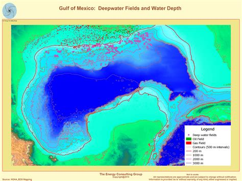upstream oil  gas industry   gulf  mexico