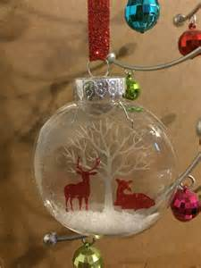 let it snow floating ornament christmas ornament