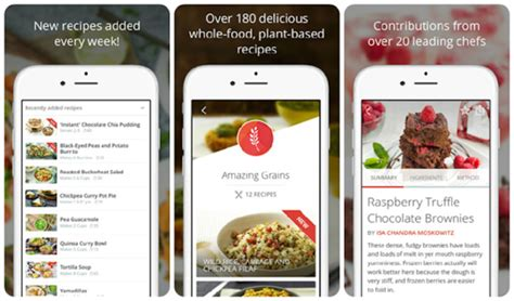 mobile apps  finding  saving recipes
