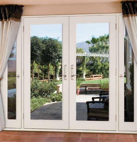 superb patio doors with sidelights 4 patio