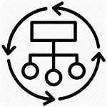 Icon Automation Network Workflow Management Team Development