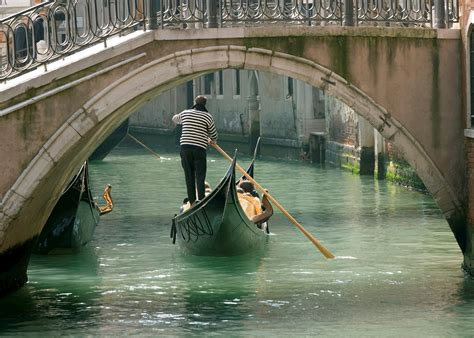 Gondola Ride On The Waterways Of Venice Audley Travel