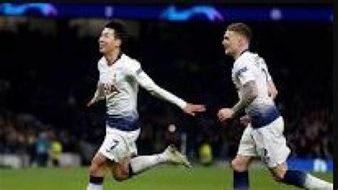 Tottenham Hotspur vs Manchester City Highlights