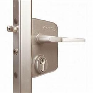 Serrure Portail Battant : serrure de portail et portillon bricozor ~ Melissatoandfro.com Idées de Décoration