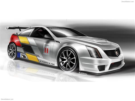 cadillac cts  coupe race car exotic car wallpapers