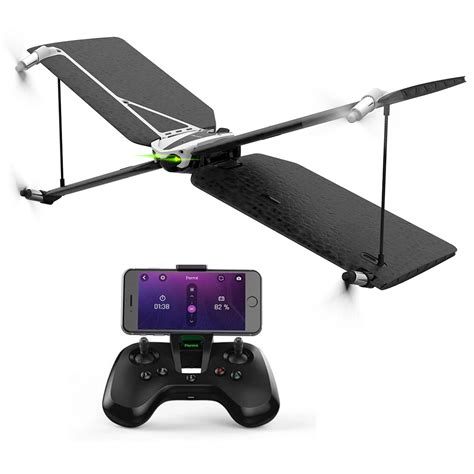 parrot swing quadcopter  flypad controller