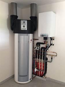 Ballon Thermodynamique 300l : chauffe eau thermodynamique principes et fonctionnement ~ Premium-room.com Idées de Décoration