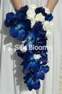 blue wedding flowers navy blue wedding decorations decoration