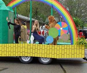 wizard of oz parade float Google Search