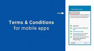 terms of service elance autos post With mobile app terms and conditions template