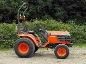 Kubota Tractors B1550d B1550 D Parts Instructions Manual