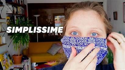 Masque Comment Avec Faire Foulard Une Coronavirus