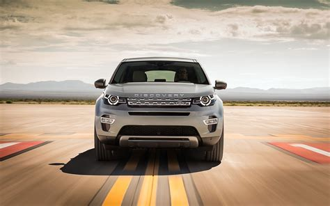 2015 Land Rover Discovery Sport 2 Wallpaper