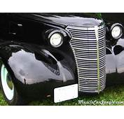 1938 Chevy Hot Rod Grill