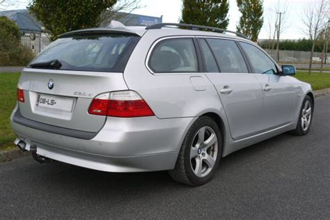 Mobil Bmw 5 Series Touring by Bmw 5 Series E61 Touring 2003 To 2010 Towbar Mccabe