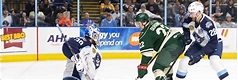 Short-Handed Wild Smothered in Milwaukee - The Sin Bin
