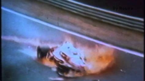 Zwei jahre nach dem tod von niki lauda: RUSH : Niki Lauda's Crash & Tommy Hunt reaction - YouTube