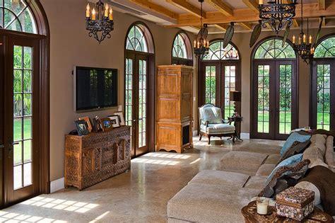 Awesome Design Mediterranean Modern Interior Design