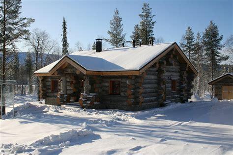 lapland log cabin lapland log cabin book finland tours