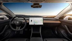 Tesla Updates the Interior of the Model 3 with the Novelties Introduced in the Model Y - The ...