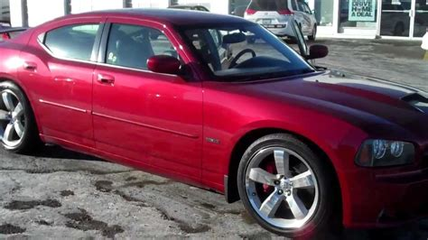 2006 Dodge Charger Srt8 For Sale At Peace Country Toyota
