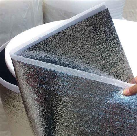 soft thickness mm housing roof food insulation aluminum foil composite materialmoistureproof