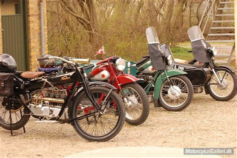 Nimbus Motorcycles From Denmark