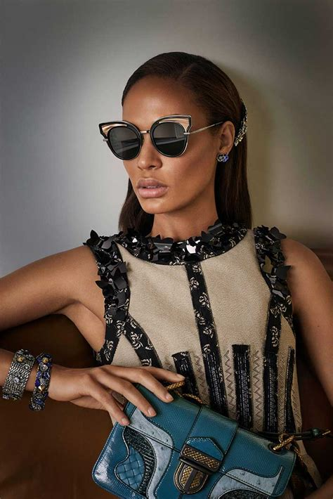 bottega veneta eyewear ss fashion show sunglasses