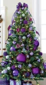 purple christmas tree on pinterest purple christmas white christmas trees and purple