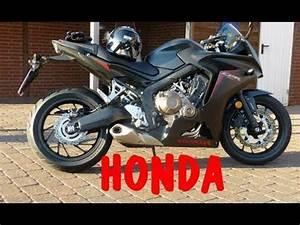Honda Cbr 650 F 2017 : honda cbr 650 f black modell 2017 youtube ~ Kayakingforconservation.com Haus und Dekorationen