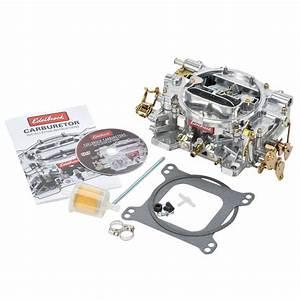 Edelbrock Com  Performer Carburetor  1407 750 Cfm With